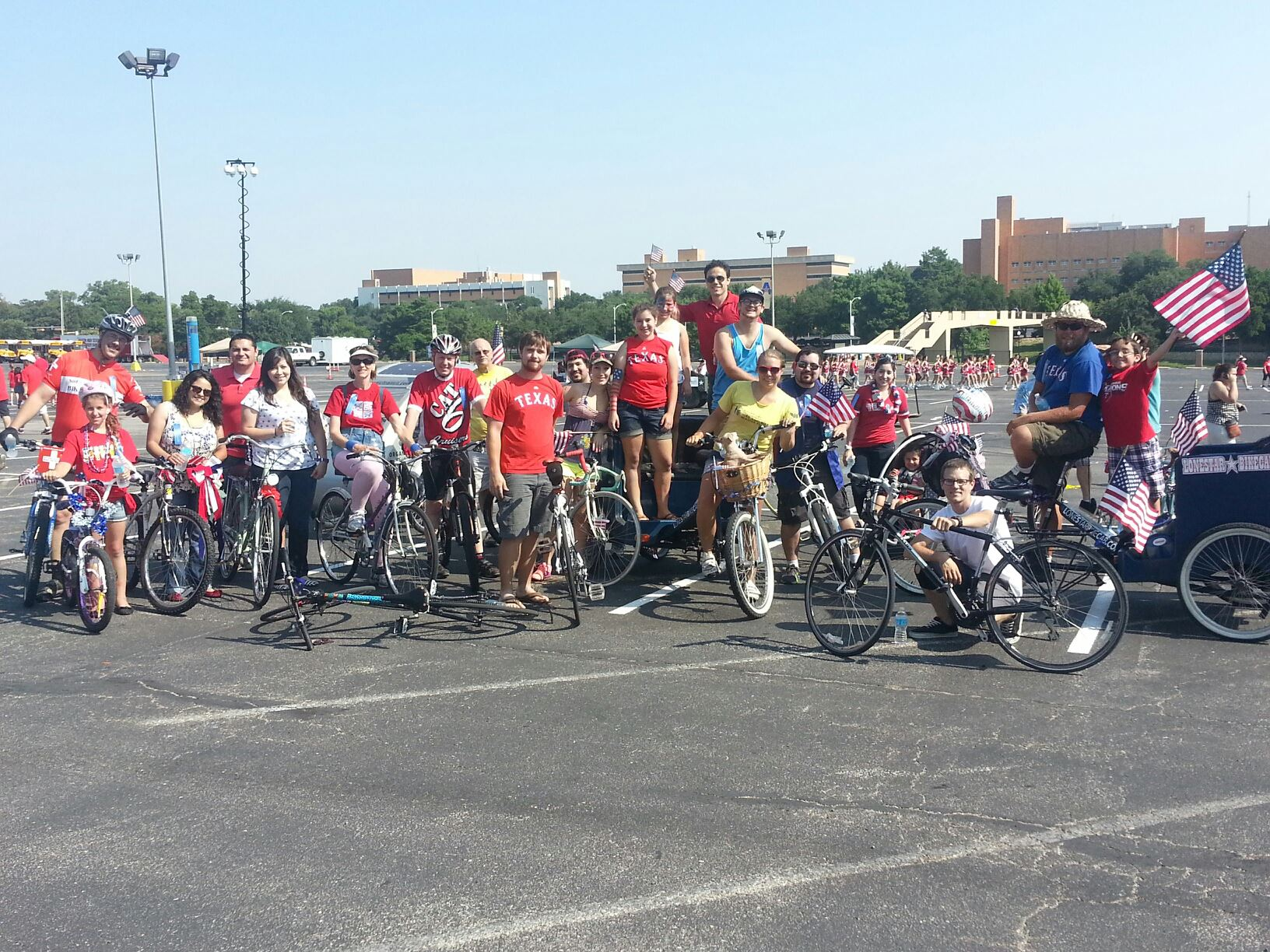 Bikes Inc Arlington Tx Image