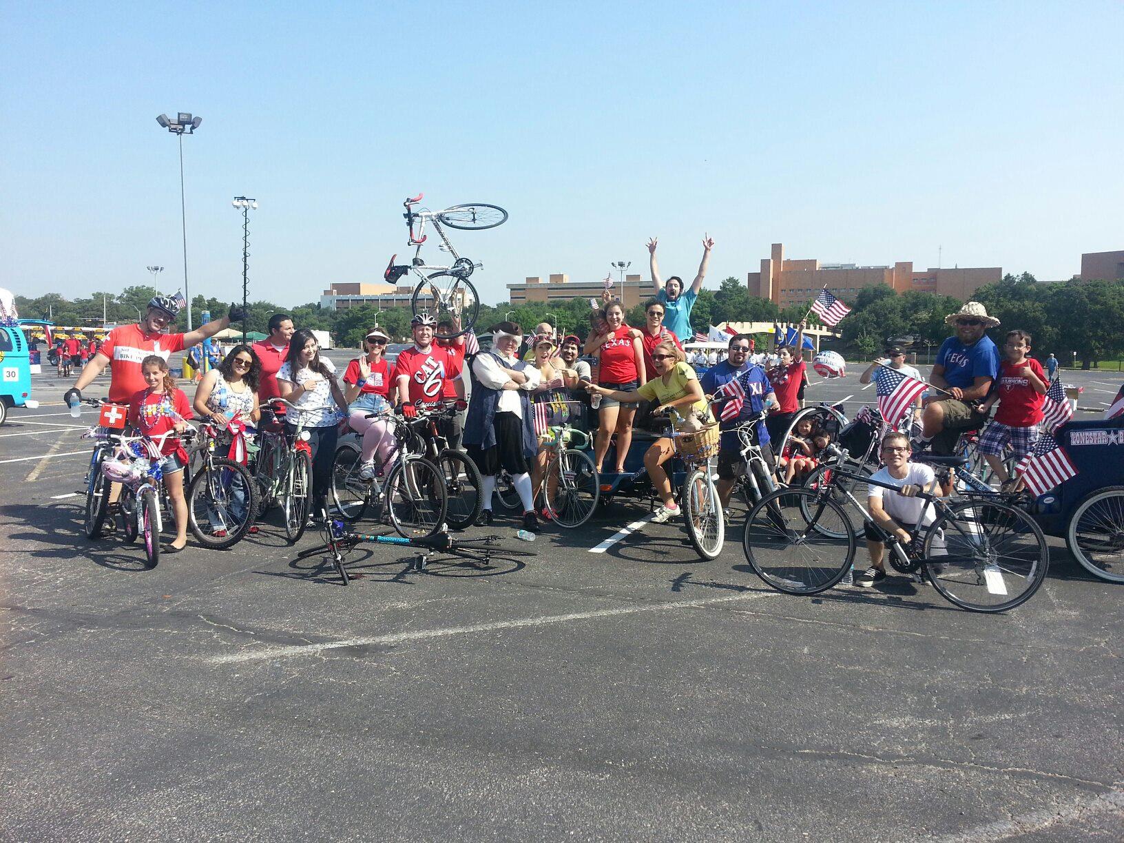 Bikes Inc Arlington Tx Here s the group again